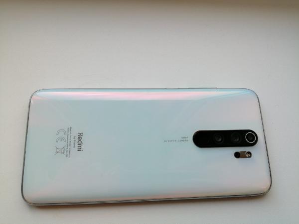 Xiomi Redmi Not 8 Pro  Аккумулятор 4500 мАч, зарядки хвататет на долго Отпечаток пальца, NFC Теле