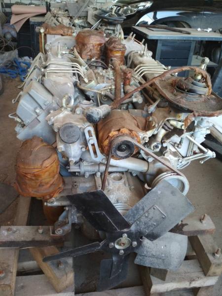 Двигатель камаз-740.10 с хранения без эксплуатации, не ремонтный, абсолютно новый