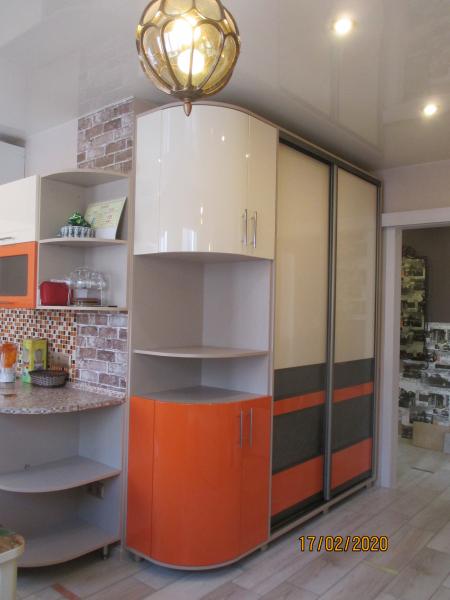 Корпусная мебель на заказ (кухонные гарнитуры, детские, шкафы и т. д) Любой сложности. Индивидуальны