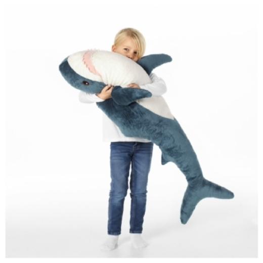 Мягкая игрушка Акула Блохэй Все дети без ума от этой мягкой большой милой Акулы! И не только дети,