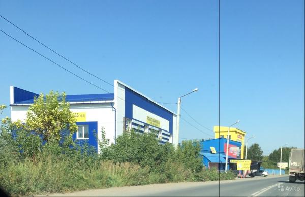 """Продам или сдам в аренду 2-х этажное, кап. , недостроенное здание. По ул. Ачитская 3,рядом с ТК /""""Бо"""