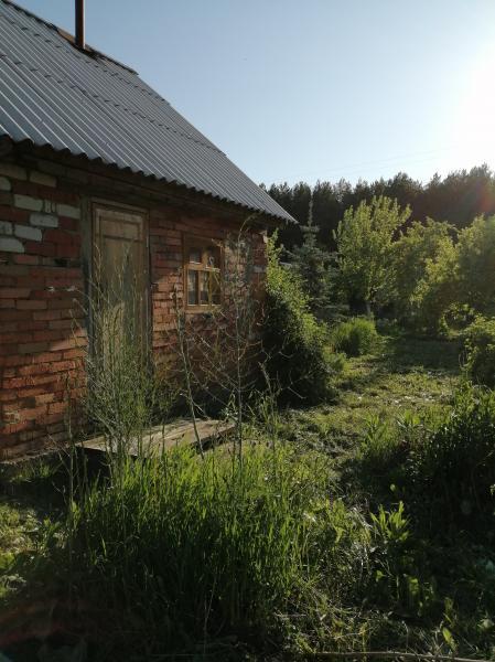Продается участок в коллективном саду №8, площадь 3,14 сот, на участке есть домик переделанный под б