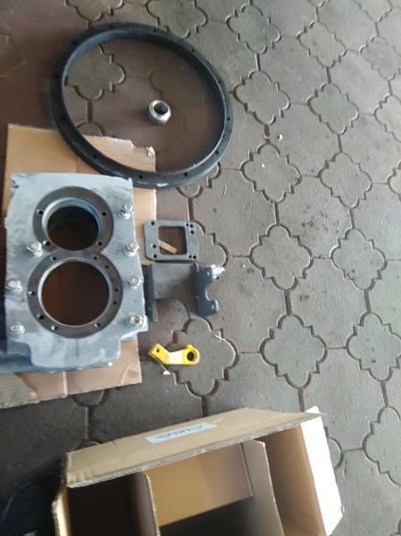 продам -плита переходная двигатель ямз на кпп камаз 154, zf 9, zf 16, shaft gear (fast gear), renaul