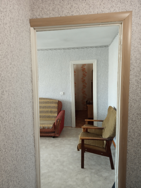 Продам 2-х комнатную квартиру по ул. Сухобского 22. 4 этаж, 39,1 м², счётчики на воду, газ, двухтари