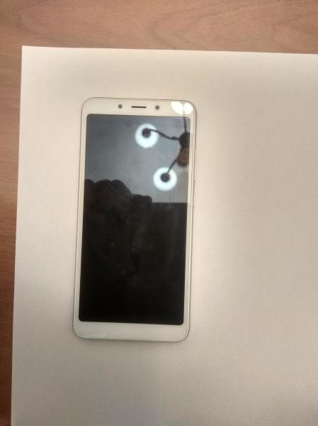 Продам Xiaomi redmi 6A 2-16 + прозрачный чехол, упаковка, штатное зу, собственник