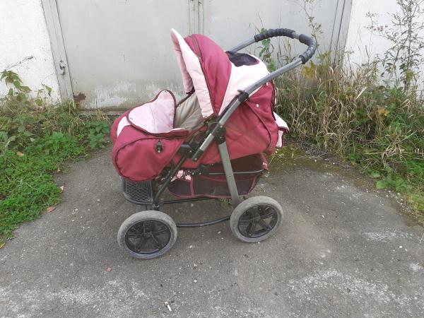 Продам детскую коляску недорого