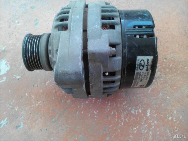 Продам генератор на ВАЗ-2110-2115 в х/c. Гарантия пол года