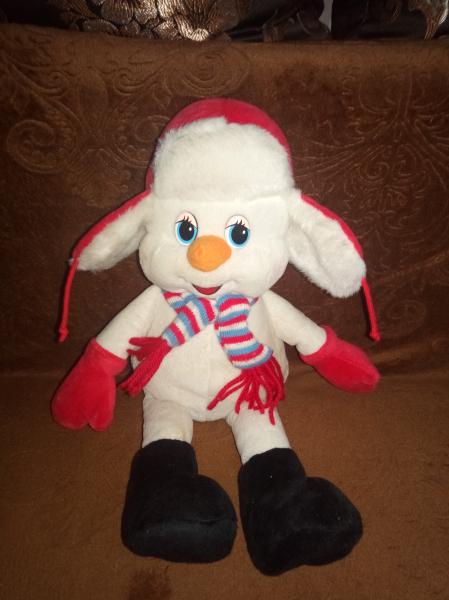 Продам говорящего снеговика