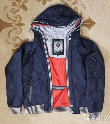 Продам куртку демисезонную. Размер 44-46, состояние отличное