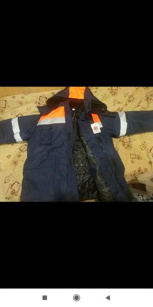 Продам новую спецодежду (куртка утепленая, штаны ватные) для охоты, рыбалки