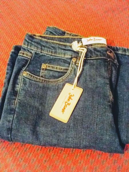 Продам новые джинсы, р-р 48