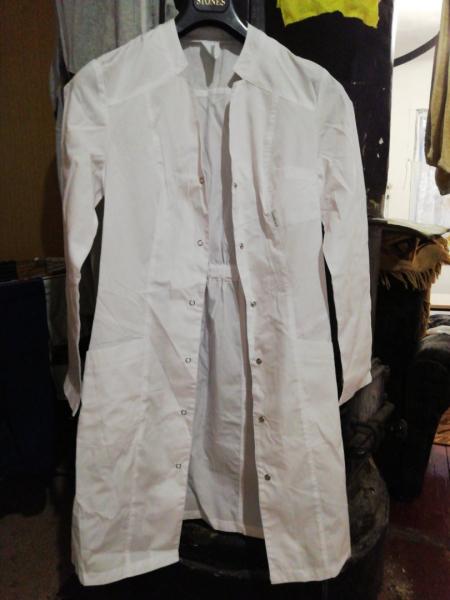 Продам новый медицинский халат 42-44 р-ра