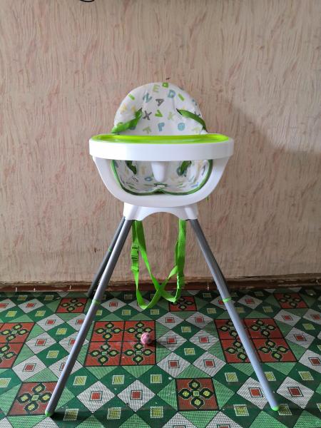 Продам стульчик для кормления, после 1 ребёнка