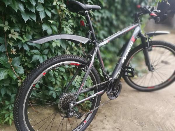 Продам велосипед, катались 1 мес., покупали за 25.000 в Екатеринбурге