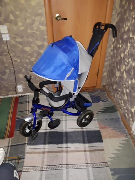 Продам велосипед в х/c после одного ребенка