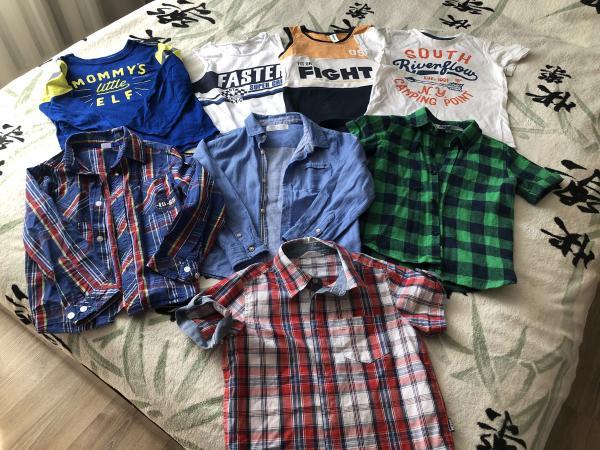 Продам вещи на мальчика за все 600₽ Возраст от 5-7 лет