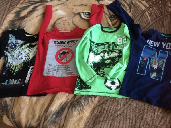 Продам вещи на мальчика от 10 до 14 лет, Рубашки, джинсы, джемпера, пуховики, демисезонные куртки и