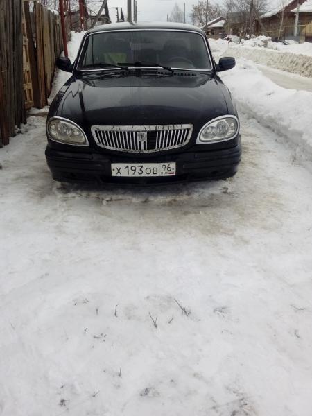 Продам: волгу-31105,2005г.,цвет чёрный, комплект зимних и летних колёс.Торга НЕТ!