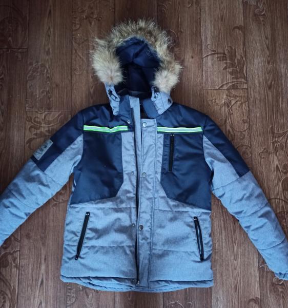 Продам зимнюю куртку batik. р-р 42/158. В и/с