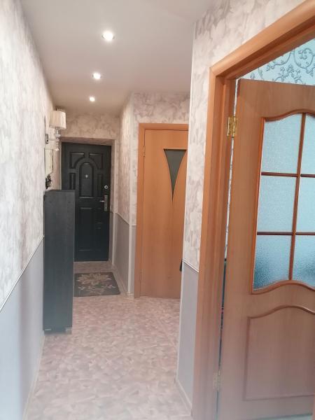 Продаётся 3х комнатная квартира 60 м² в центре Криулино Красноуфимский район. Сделан ремонт, природн