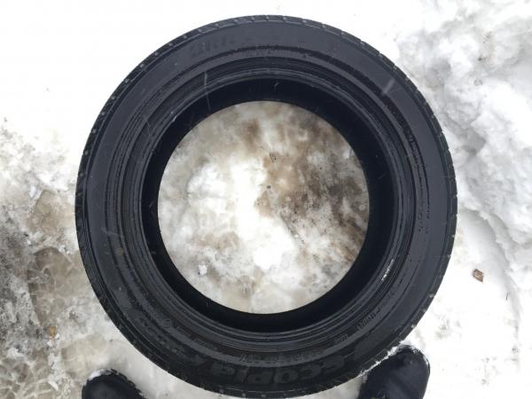 Продаю шины Bridgestone ecopia ep850 235/50 R18 4 шт. практически новые, откатал 1 сезон. Водоотводя