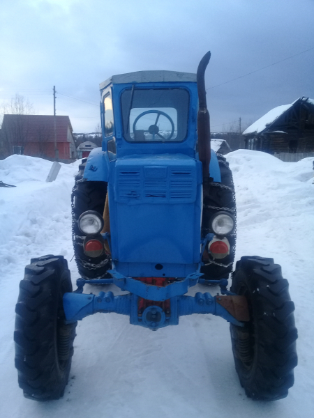 Продаю трактор Т-40 с ведущим передком