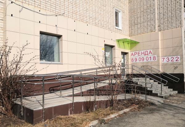 Сдаётся благоустроенное помещение в центре города Красноуфимска около центрального рынка по адресу: