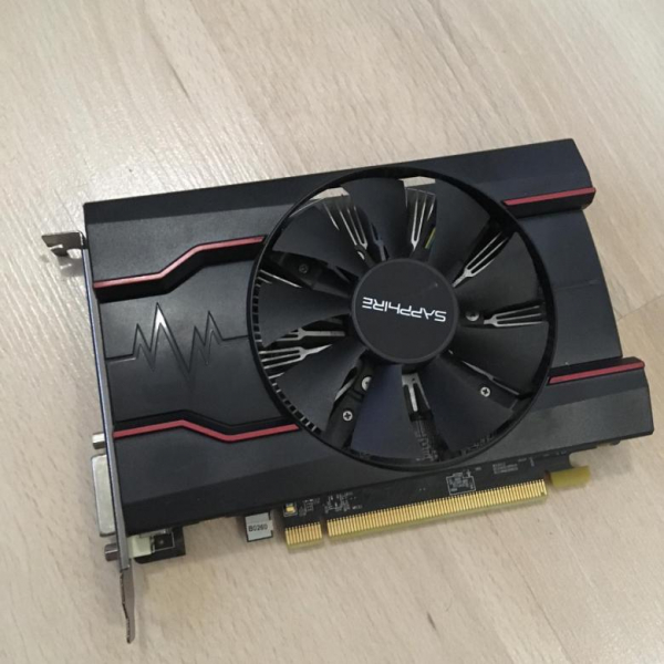 Системник. Соre i3 6100, 8gb DDR4, RX 550 2gb ddr5