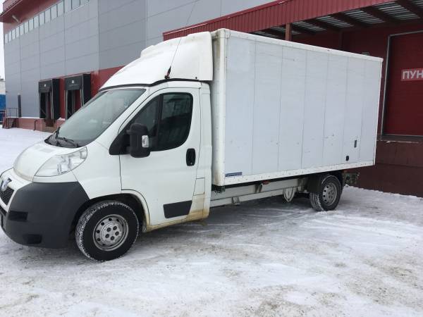 Заказ газелей, промтоварный фургон 4м, доставка, переезды, попутный груз по маршруту Красноуфимск-Ек